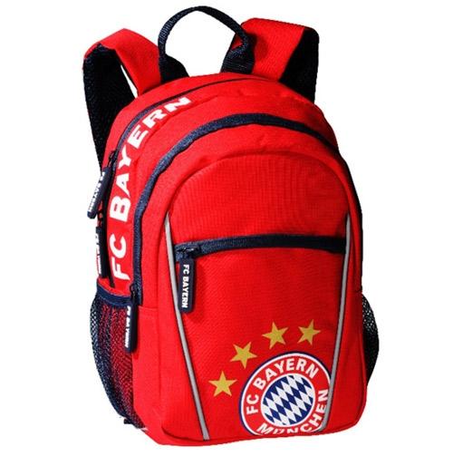 Plecak Czerwony Bayern Monachium Fan Store Pl Fan Store Pl