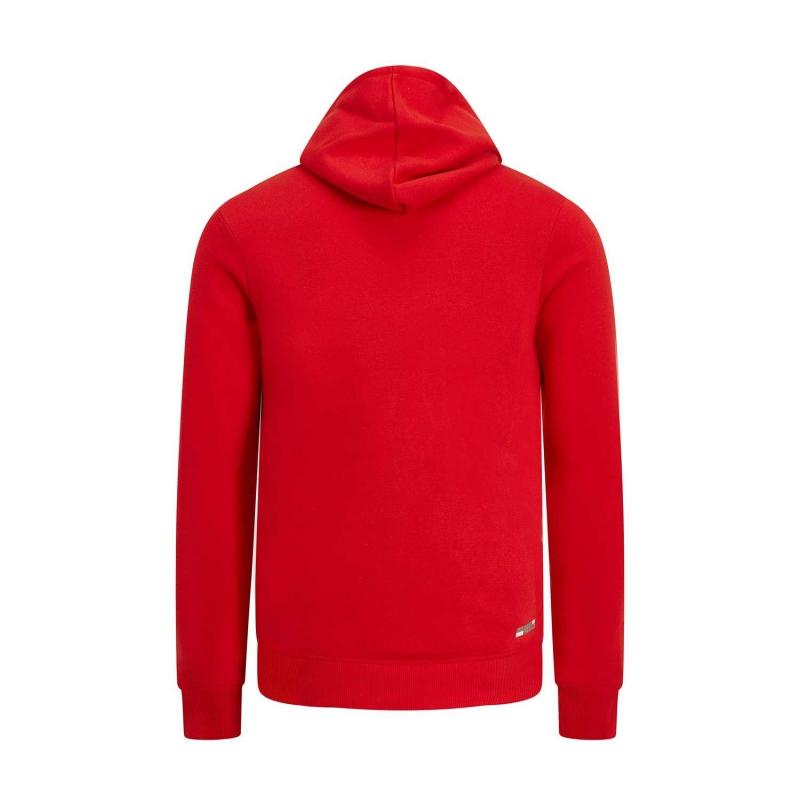 573751c483768 Ferrari męska bluza z kapturem red Logo F1 Team 2019 - FAN-store.pl
