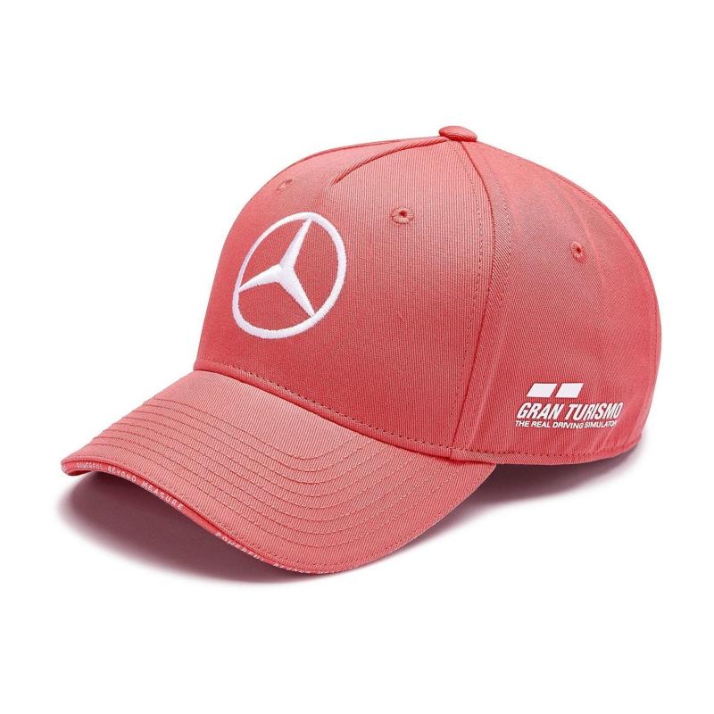 Mercedes AMG Petronas F1 Team 2019 Kinderkappe Lewis Hamilton Silverstone GP