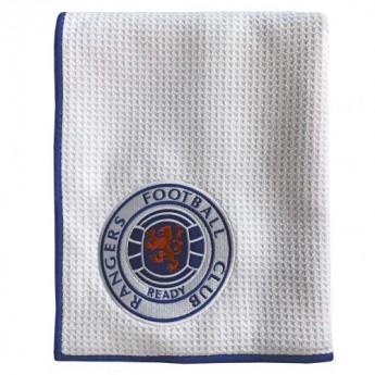 FC Rangers ręcznik do twarzy Aqualock Caddy Towel