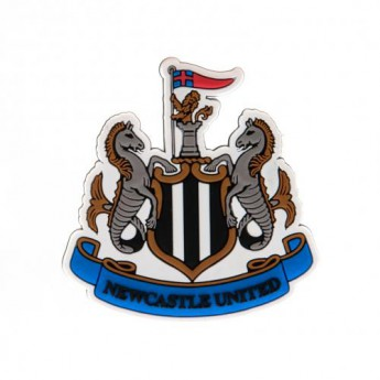 Newcastle United magneska 3D Fridge Magnet