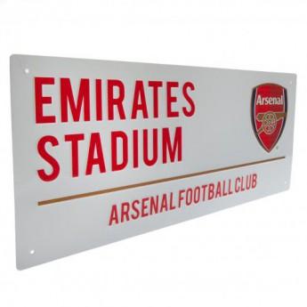 Arsenal tablica na ścianę Street Sign