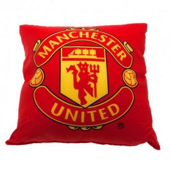 Manchester United poduszka red logo
