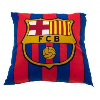 Barcelona poduszka Cushion logo