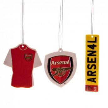 Arsenal zapach do samochodu 3pk Air Freshener