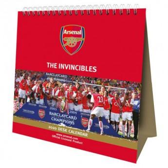 Arsenal kalendarz 2020