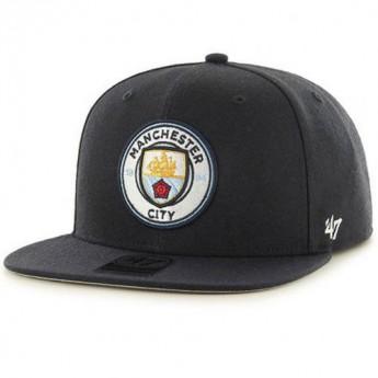 Manchester City czapka flat baseballówka 47 Cap No Shot Captain