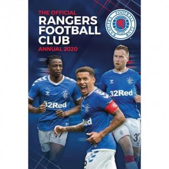 FC Rangers kronika Annual 2020