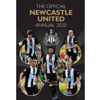 Newcastle United kronika Annual 2020
