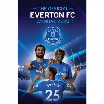 FC Everton kronika Annual 2020