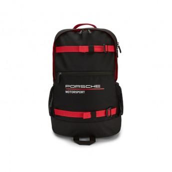 Porsche Motorsport plecak logo black Team 2019