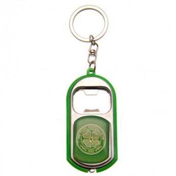 FC Celtic breloczek z otwierakiem Key Ring Torch Bottle Opener