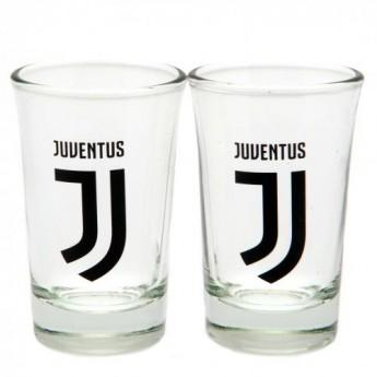 Juventus kieliszek 2pk Shot Glass Set