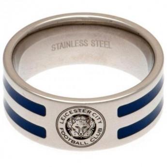 Leicester City pierścionek Colour Stripe Ring Large