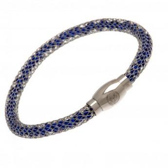 Leicester City opaska Caged Bead Bracelet