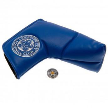 Leicester City zestaw do golfa Blade Puttercover & Marker