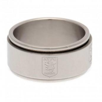 Aston Vila pierścionek Spinner Ring Small