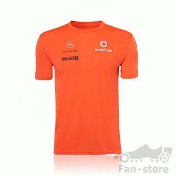 Vodafone Mclaren Mercedes koszulka orange