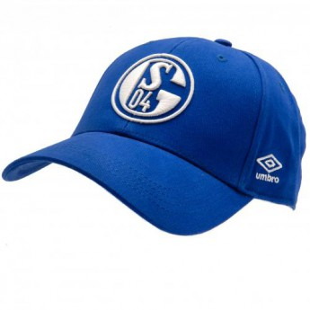 FC Schalke 04 czapka baseballówka Umbro Cap