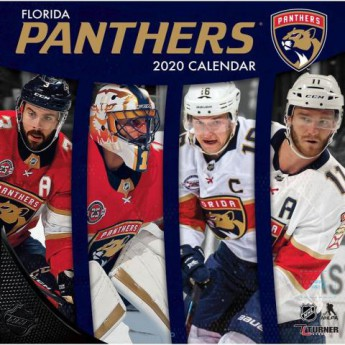Florida Panthers kalendarz 2020 Wall
