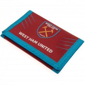 West Ham United portfel Nylon Wallet SP
