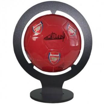 Słynni piłkarze piłka Arsenal FC Henry Signed Football (Framed)