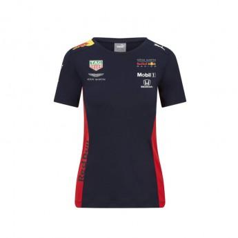Red Bull Racing koszulka damska navy F1 Team 2020