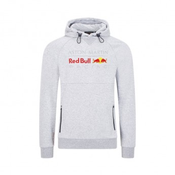 Red Bull Racing męska bluza z kapturem pull over grey F1 Team 2020