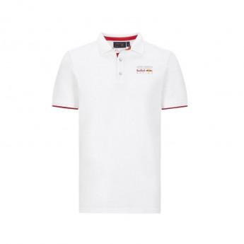 Red Bull Racing męska koszulka polo classic white F1 Team 2020