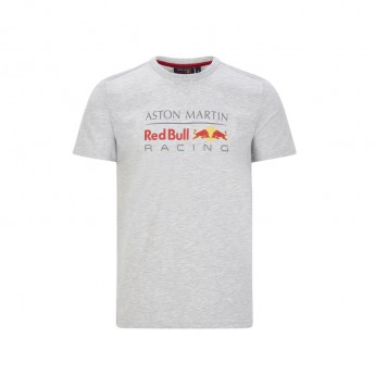 Red Bull Racing koszulka męska logo grey F1 Team 2020