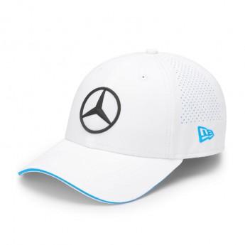Mercedes AMG Petronas dziecięca czapka baseballowa EQ white F1 Team 2020