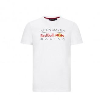 Red Bull Racing koszulka męska logo white F1 Team 2020