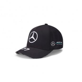 Mercedes AMG Petronas czapka baseballówka Valtteri Bottas black F1 Team 2020