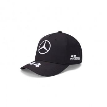 Mercedes AMG Petronas dziecięca czapka baseballowa Lewis Hamilton black F1 Team 2020