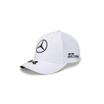 Mercedes AMG Petronas dziecięca czapka baseballowa Lewis Hamilton white F1 Team 2020
