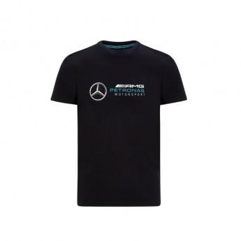 Mercedes AMG Petronas koszulka męska logo black F1 Team 2020