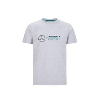 Mercedes AMG Petronas koszulka męska logo grey F1 Team 2020