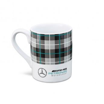 Mercedes AMG Petronas kubek seasonal white F1 Team 2020