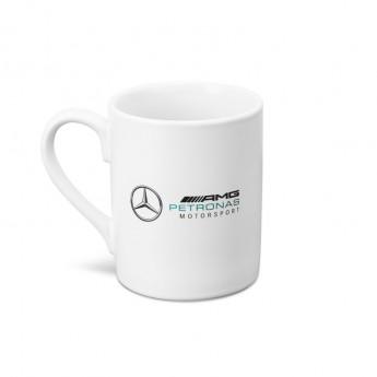 Mercedes AMG Petronas kubek logo white F1 Team 2020