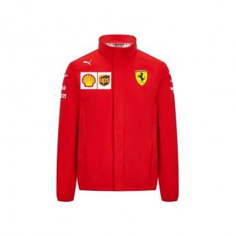 Ferrari kurtka męska softshell red F1 Team 2020