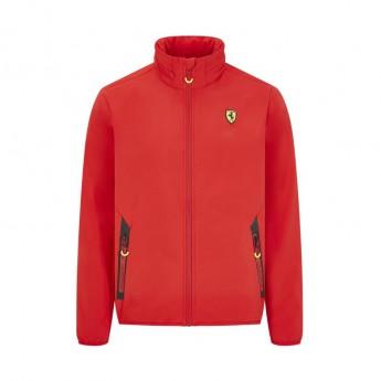 Ferrari kurtka męska logo softshell red F1 Team 2020