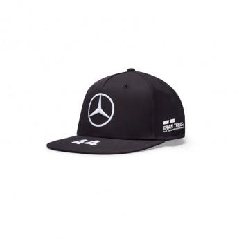 Mercedes AMG Petronas czapka flat baseballówka Lewis Hamilton black F1 Team 2020