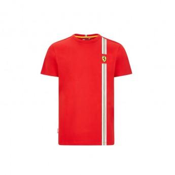 Ferrari koszulka męska Italian flag red F1 Team 2020