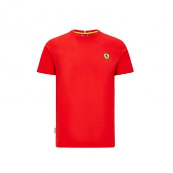 Ferrari koszulka męska small logo red F1 Team 2020