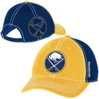 Buffalo Sabres czapka Face-Off Spin Adjustable
