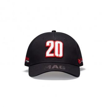 Haas F1 czapka baseballówka Magnussen black F1 Team 2020