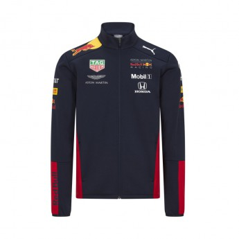 Red Bull Racing kurtka męska teamwear softshell F1 Team 2020