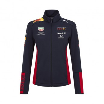 Red Bull Racing Damska kurtka teamwear softshell F1 Team 2020