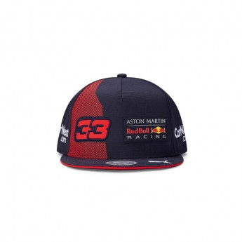 Red Bull Racing czapka flat baseballówka Max Verstappen F1 Team 2020