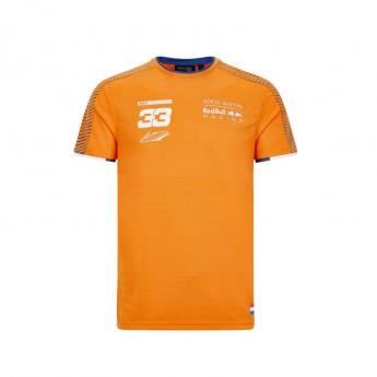 Red Bull Racing koszulka męska Verstappen Sports orange F1 Team 2020